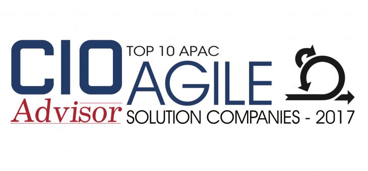 CIO advisorに「アジアにおけるアジャイルソリューション企業TOP10」としてNuWorksが掲載されました