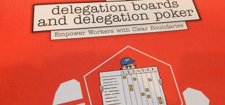 チームミーティング~Delegation Poker~