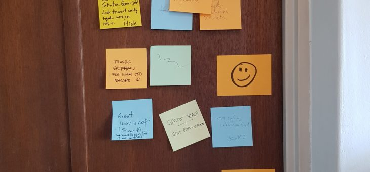 Happiness Door – A powerful Feedback Tool for workshops and meetings